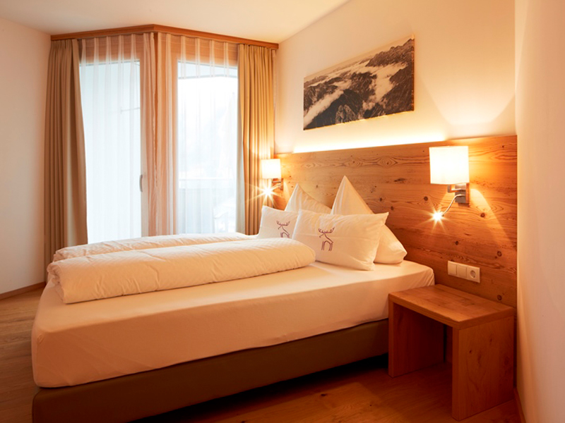4 Schlafzimmer Berglife Serfaus